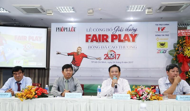 Cuộc thi sáng tác Cúp Fair Play – Bóng Đá Cao Thượng  - ảnh 3