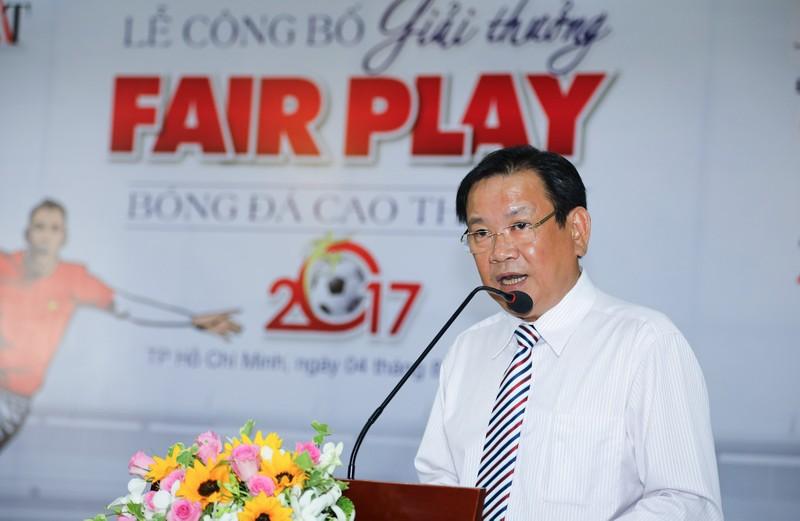 Cuộc thi sáng tác Cúp Fair Play – Bóng Đá Cao Thượng  - ảnh 1