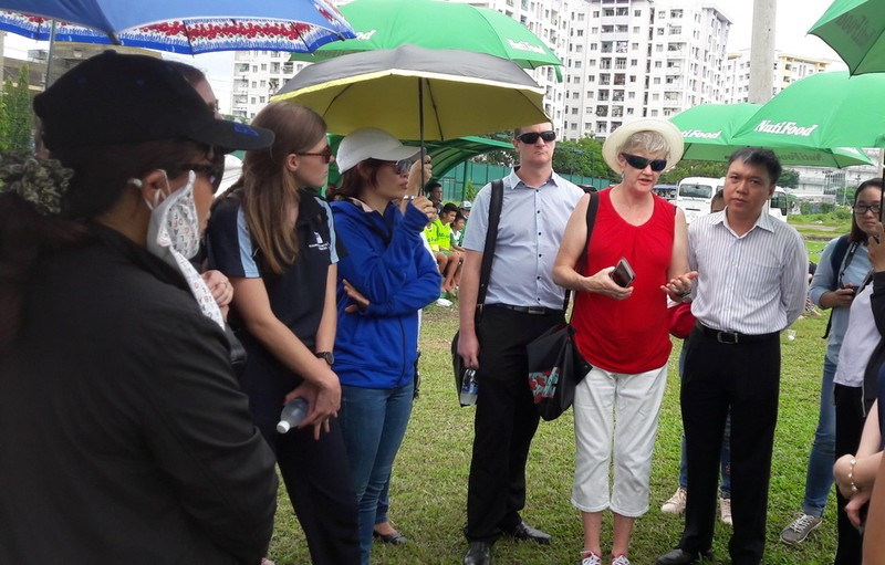 Học viện NutiFood hợp tác với giáo sư của Úc  - ảnh 2