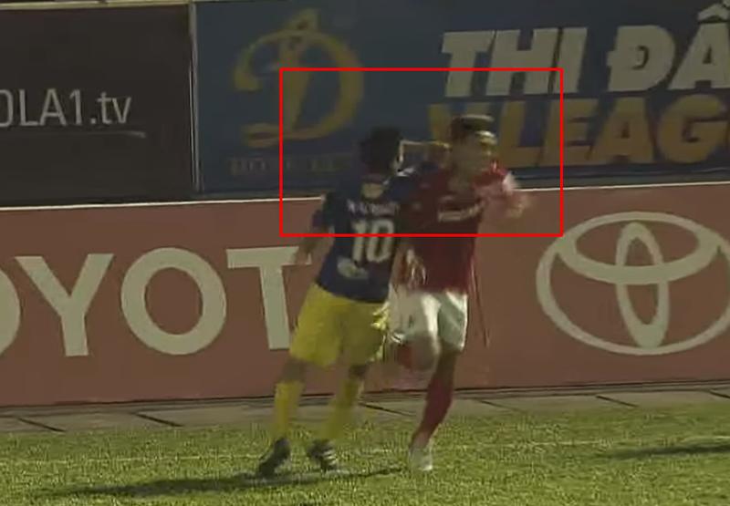 Đội trưởng tuyển Việt Nam bị treo giò vì lỗi đánh người - ảnh 1
