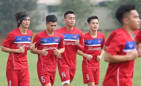 Tuấn Anh, Minh Vương bị thầy Park loại khỏi U-23 VN - ảnh 1