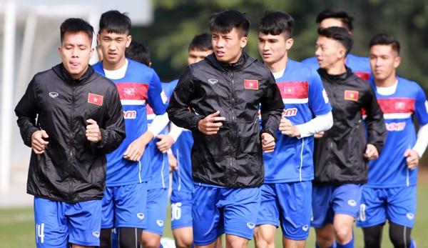 Thầy Park bất ngờ loại 4 cầu thủ U-23 - ảnh 2