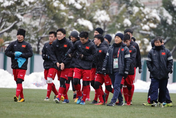 Nguy cơ hoãn trận chung kết của U-23 Việt Nam - ảnh 1