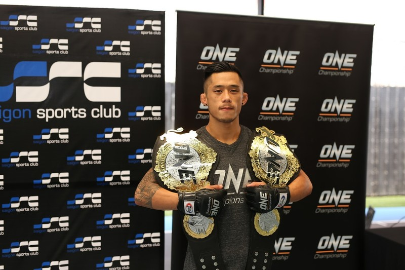 Martin Nguyen muốn hạ knock out Bibiano Fernandes - ảnh 1