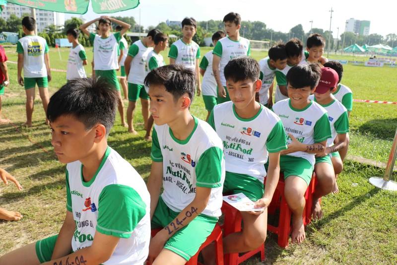 NutiFood đỡ đầu V-League, mơ đào tạo trẻ hơn U-23 VN - ảnh 2