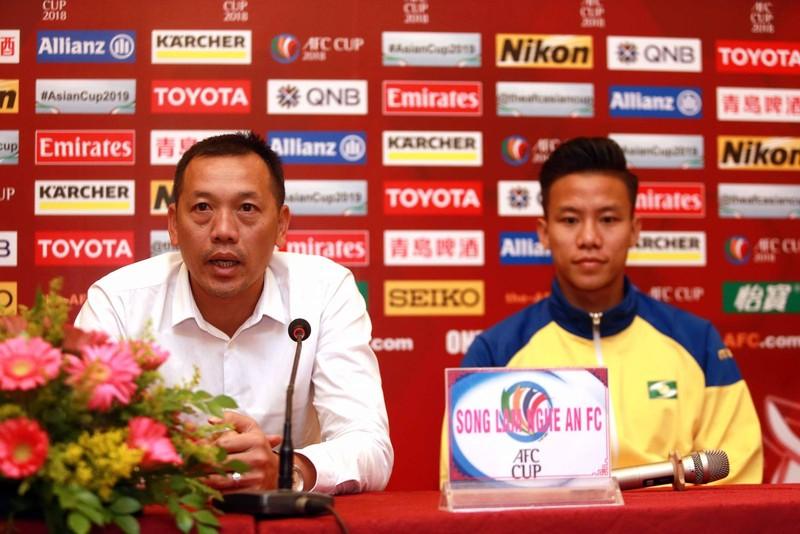 SL Nghệ An không buông AFC Cup như lời đồn - ảnh 1