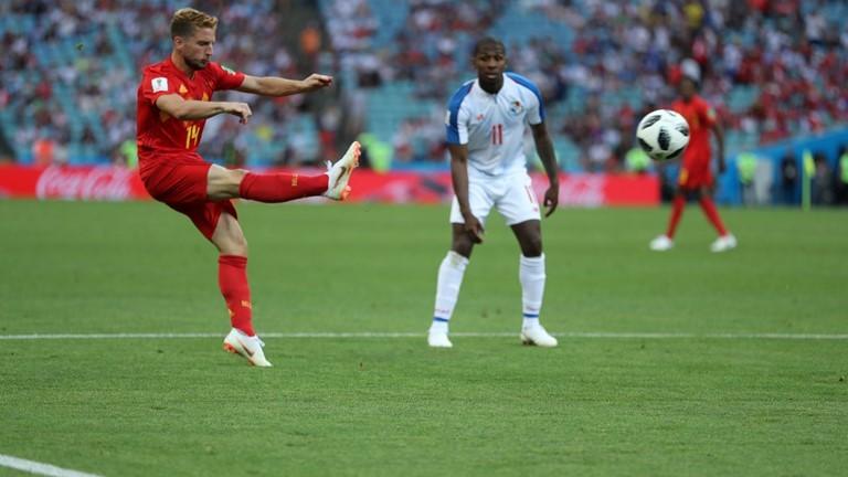 Bỉ - Panama (3-0): Lukaku lập cú đúp nhấn chìm Panama - ảnh 2