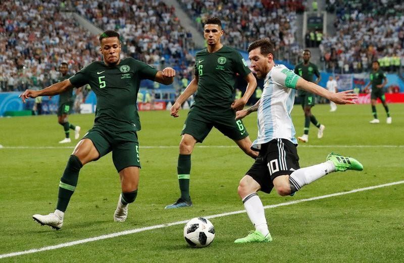 Pháp thua Argentina nhiều hơn thắng - ảnh 1