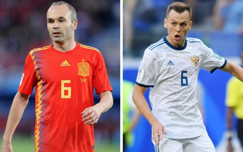 Bò tót Tây Ban Nha sẽ húc ngã gấu Nga hơn một bàn thắng - ảnh 2