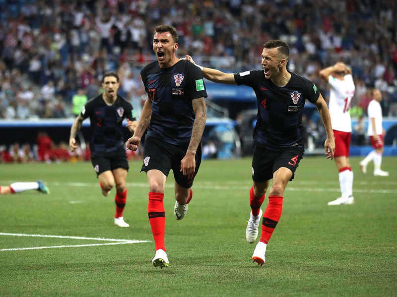 Nga không có cửa thắng Croatia! - ảnh 2