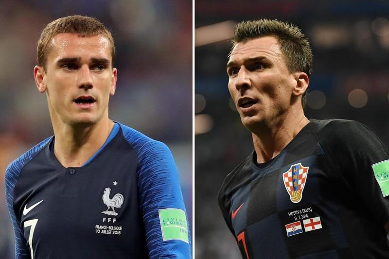 Croatia hay nhưng Pháp sẽ thắng! - ảnh 2