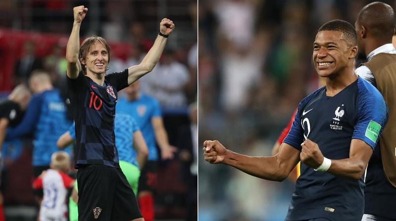 Croatia hay nhưng Pháp sẽ thắng! - ảnh 1