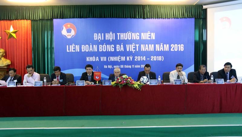 Ông Nguyễn Công Khế rút tên ứng cử Chủ tịch VFF - ảnh 3