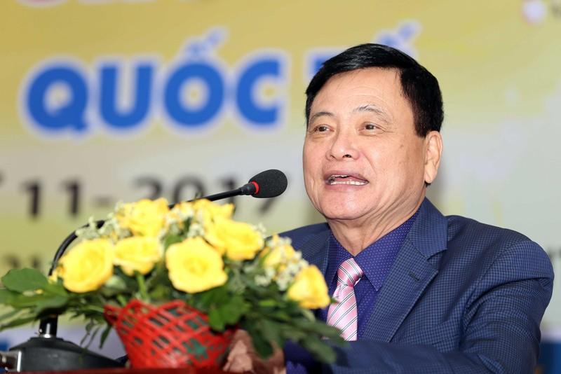 Ông Nguyễn Công Khế rút tên ứng cử Chủ tịch VFF - ảnh 2