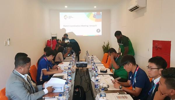 Nóng: Cách tính điểm và lịch đấu Olympic Việt Nam tại Asiad 18 - ảnh 1