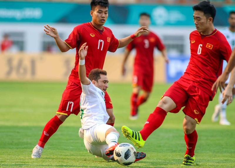 Olympic Việt Nam đá hay, dứt điểm dở - ảnh 2