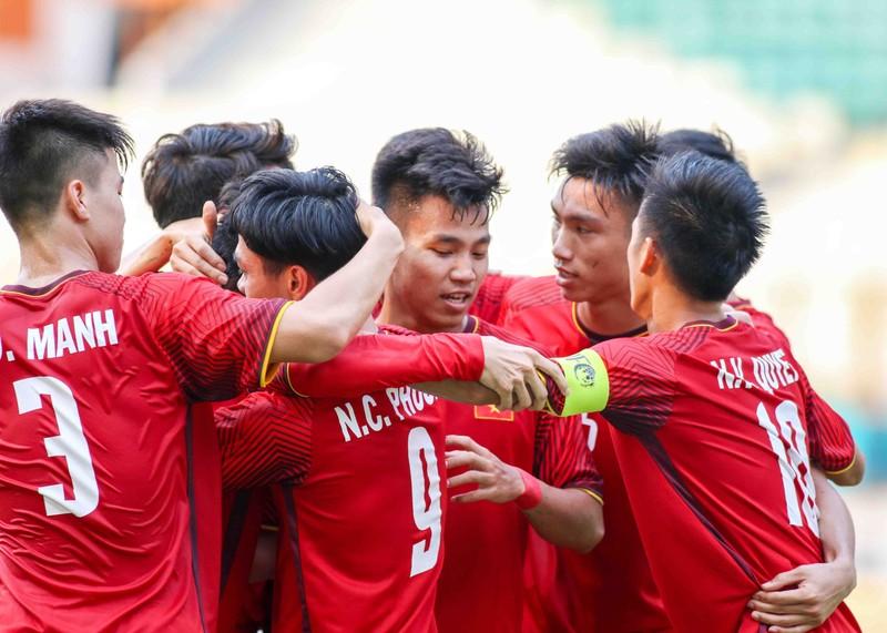 Olympic Việt Nam đá hay, dứt điểm dở - ảnh 3