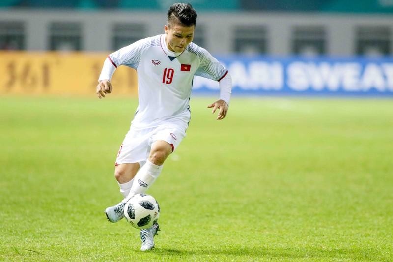 Thầy trò Park Hang-seo không ngán Nhật Bản - ảnh 1