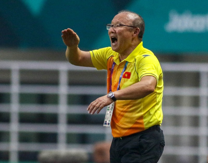 HLV Park Hang-seo xin nhận trách nhiệm sau trận thua Hàn Quốc - ảnh 1