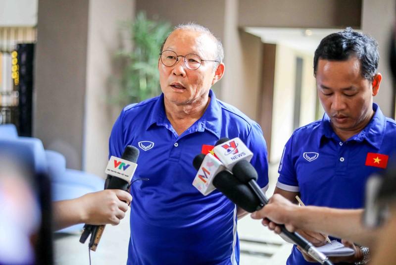 HLV Park Hang-seo: 'Tôi không muốn đá penalty với UAE' - ảnh 1