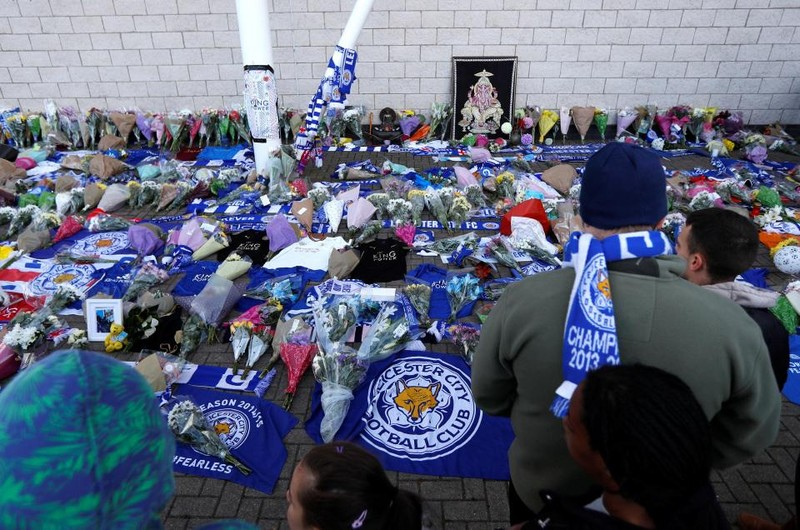 Người yêu CLB Leicester đau buồn sau tai nạn máy bay thảm khốc - ảnh 5