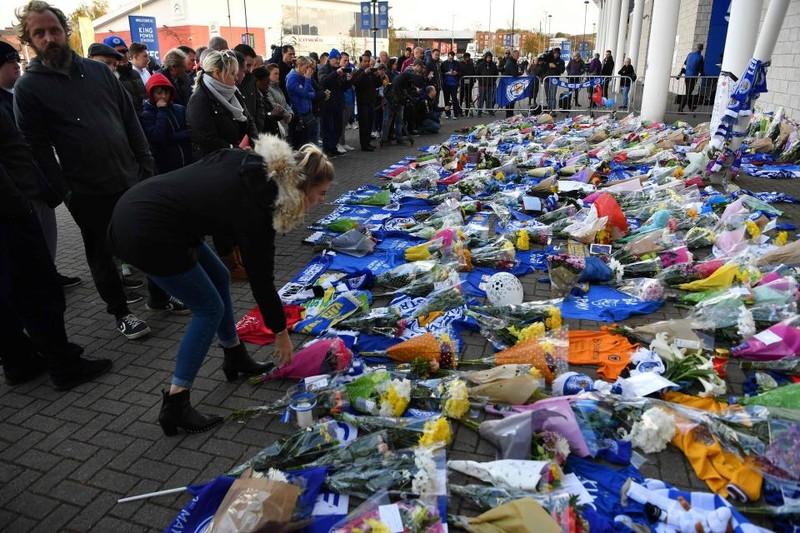 Người yêu CLB Leicester đau buồn sau tai nạn máy bay thảm khốc - ảnh 6