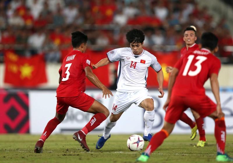 Đội tuyển Việt Nam không dễ ăn Malaysia - ảnh 1