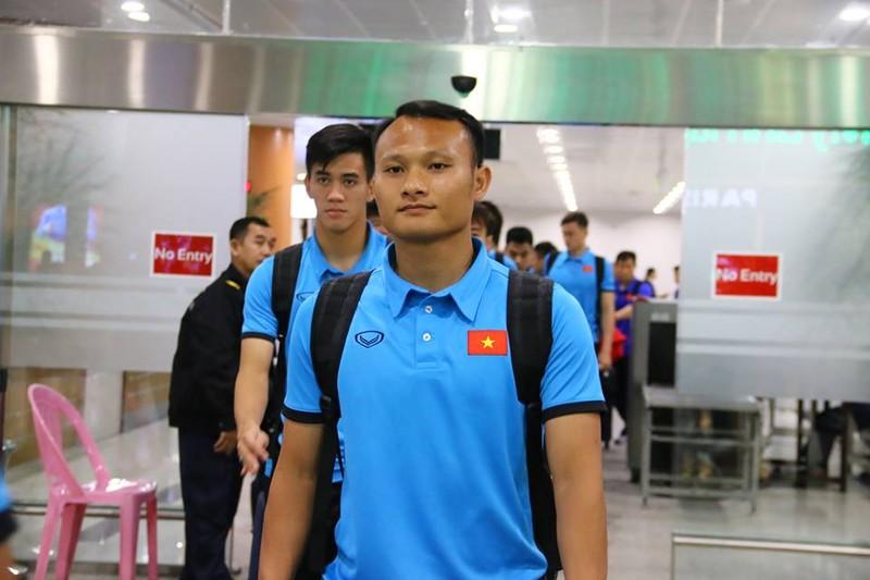 Thầy trò Park Hang-seo đã đến Myanmar chuẩn bị quyết đấu - ảnh 3