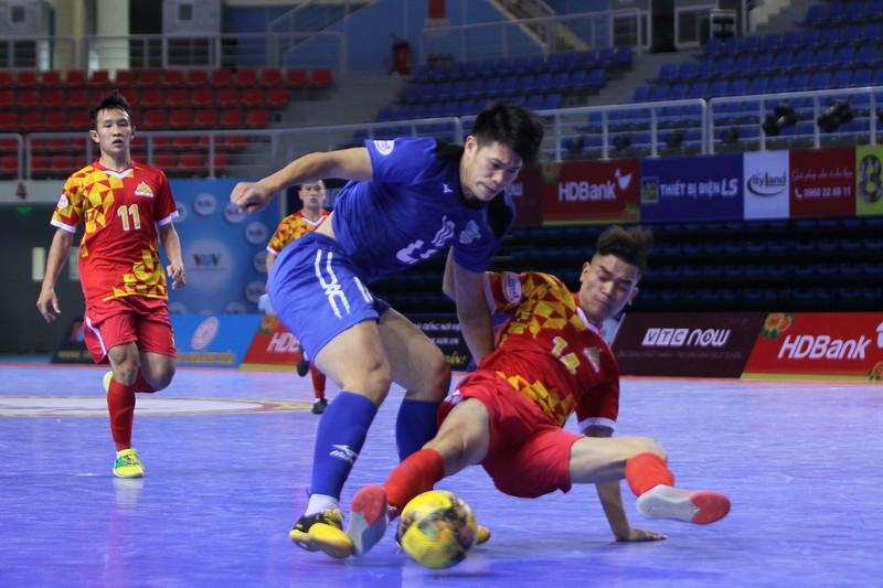 Rộn ràng khai mạc giải Futsal HDBank Cúp Quốc gia 2018 - ảnh 1