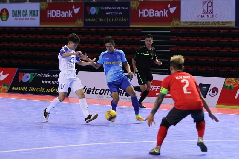Rộn ràng khai mạc giải Futsal HDBank Cúp Quốc gia 2018 - ảnh 2