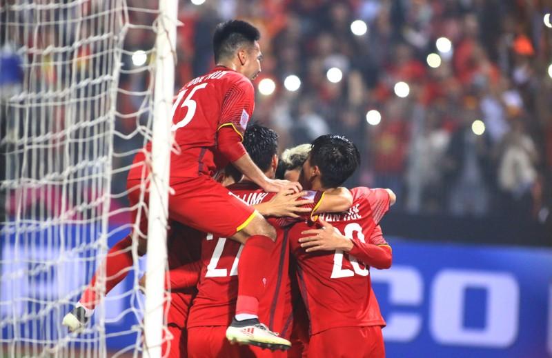 Ông Park: 'Quan trọng là nhất bảng, đối thủ bán kết tính sau' - ảnh 2