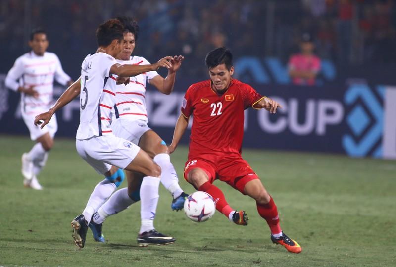 Ông Park: 'Quan trọng là nhất bảng, đối thủ bán kết tính sau' - ảnh 1