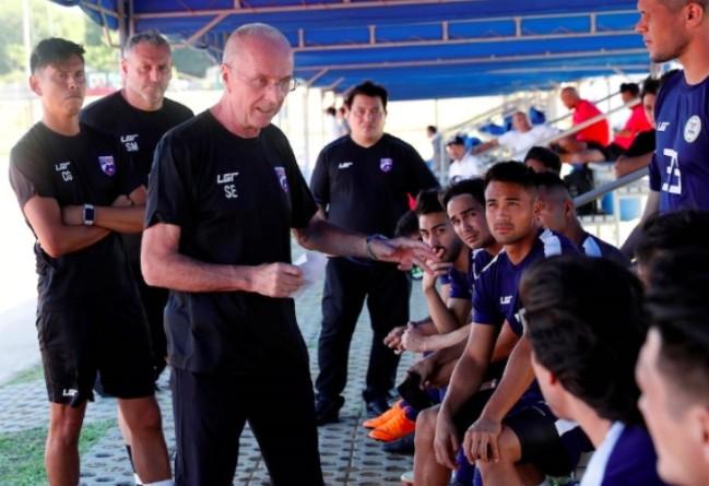 Philippines chỉ còn 17 cầu thủ đón tiếp tuyển Việt Nam - ảnh 1