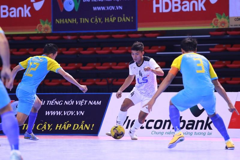 Thái Sơn Nam  lập hat trick vô địch - ảnh 2