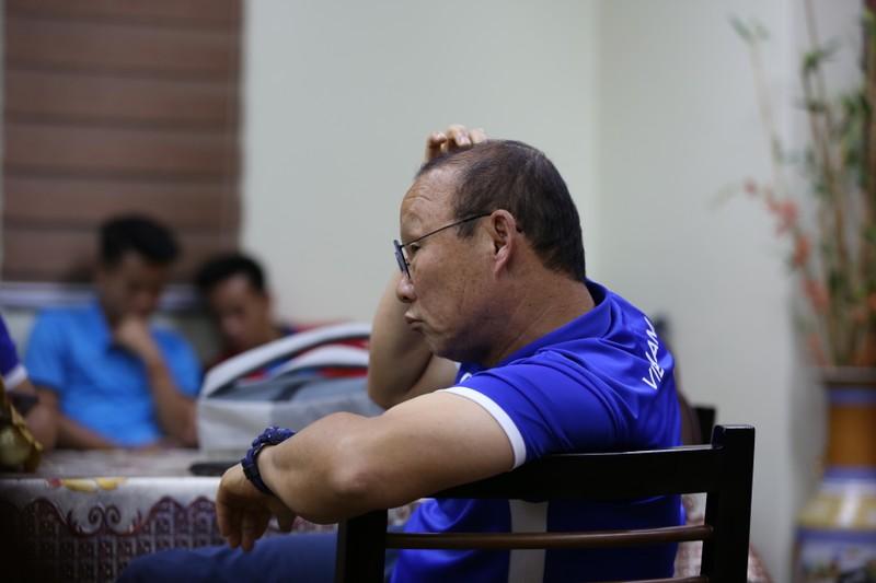 Thầy trò ông Park tịnh dưỡng sau chuyến đi 'hành xác' - ảnh 4