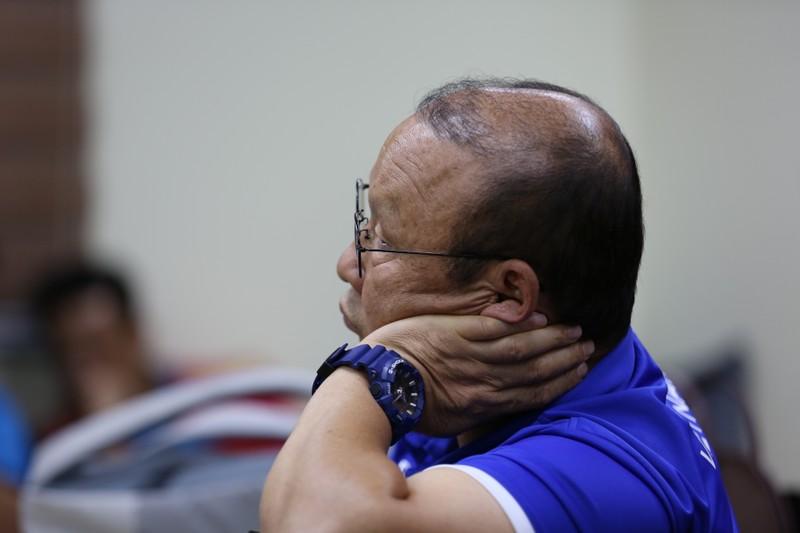 Thầy trò ông Park tịnh dưỡng sau chuyến đi 'hành xác' - ảnh 5