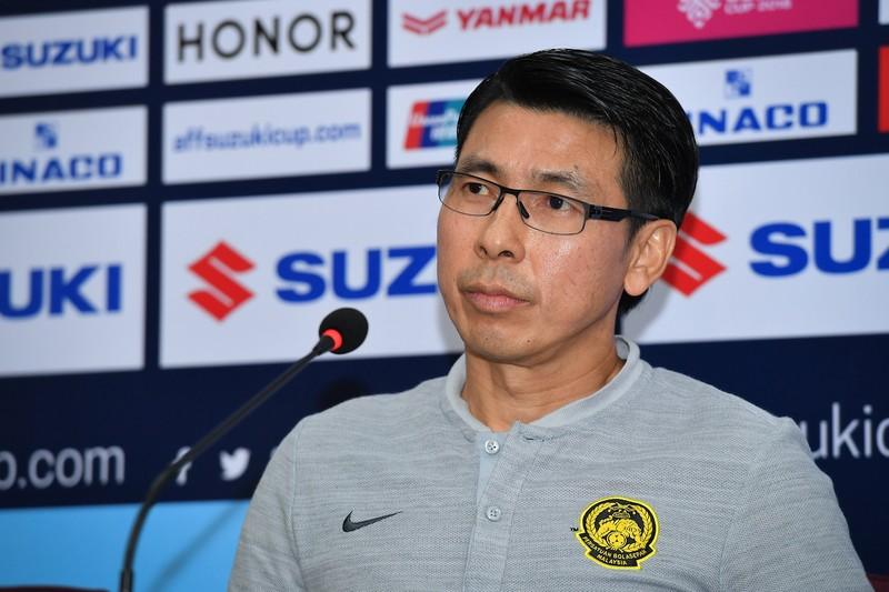 HLV của Malaysia đòi thắng ngay trên đất Thái Lan - ảnh 1