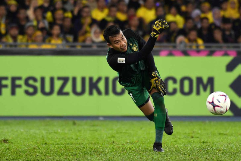 Thủ môn Thái Lan cao ngạo chế giễu đội khách Malaysia - ảnh 1