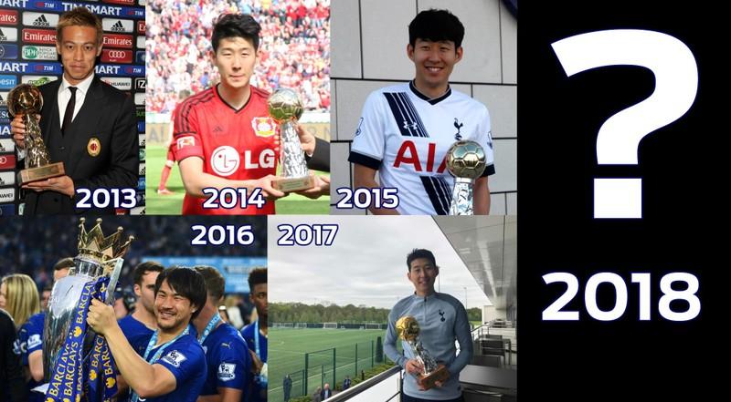 Quang Hải vào tốp 24 cầu thủ hay nhất châu Á 2018 - ảnh 2