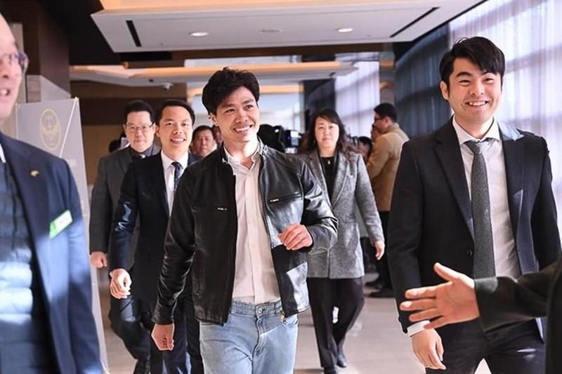 Công Phượng: 'Tôi muốn giống như Son Heung-min và Neymar' - ảnh 1