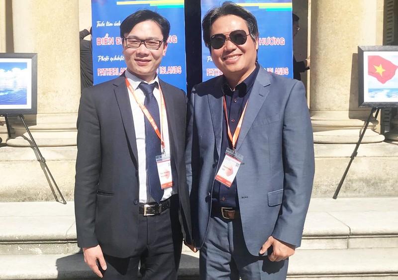 Võ thuật VN ở Diễn đàn người Việt có tầm ảnh hưởng thế giới - ảnh 1