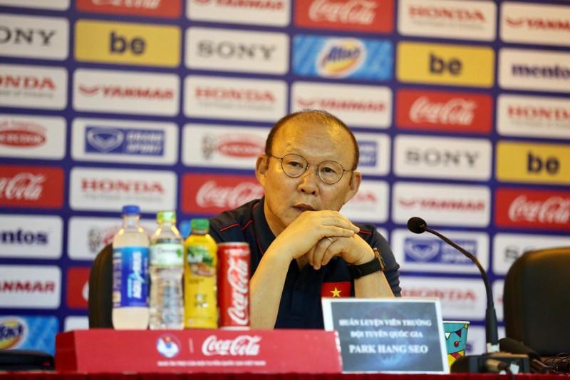 Ông Park: 'Làm HLV trưởng đội tuyển Việt Nam mệt lắm!' - ảnh 2