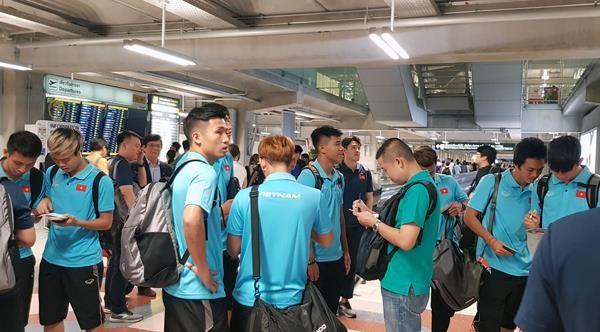 Văn Lâm, Công Phượng, Xuân Trường lên tuyển VN tại... Thái Lan - ảnh 2
