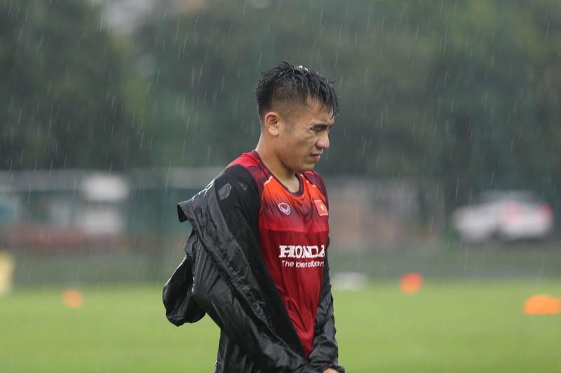 U-23 Việt Nam tập buổi đầu tiên với thầy mới Kim Han-yoon - ảnh 6