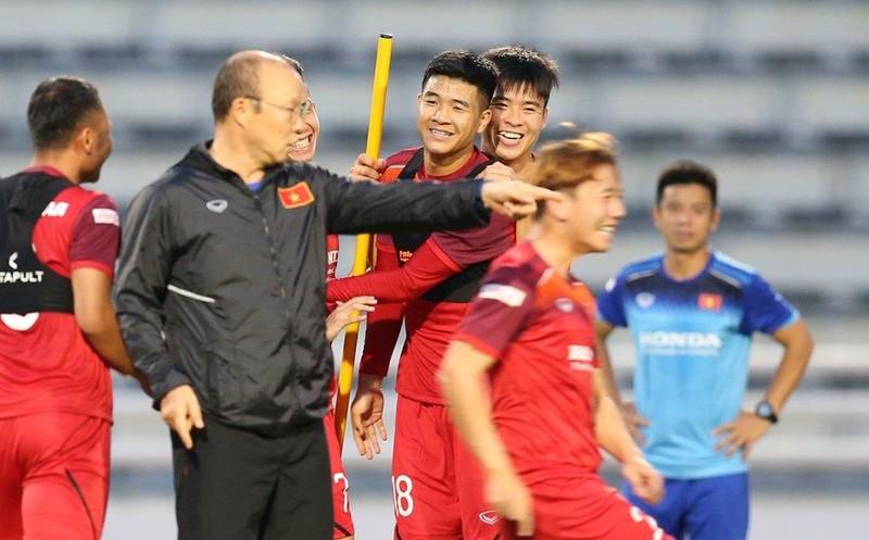 Thầy trò ông Park nằm kèo trên ở vòng loại World Cup 2022 - ảnh 1