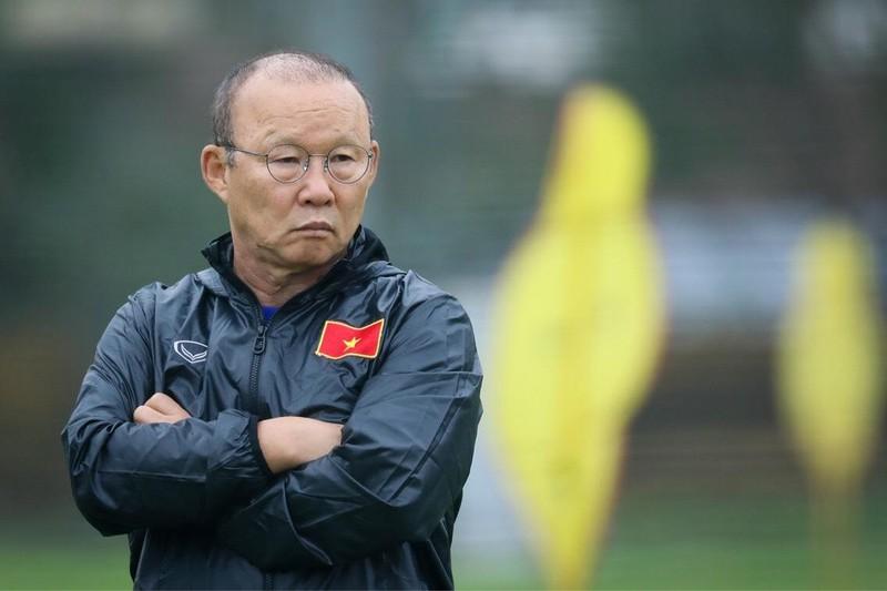 Ông Park không làm việc với VFF về tái ký hợp đồng - ảnh 2
