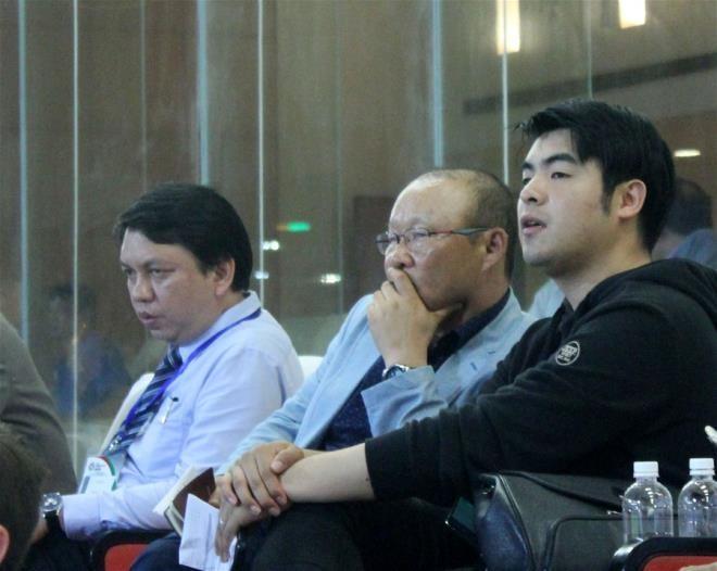 Ông Park không làm việc với VFF về tái ký hợp đồng - ảnh 1