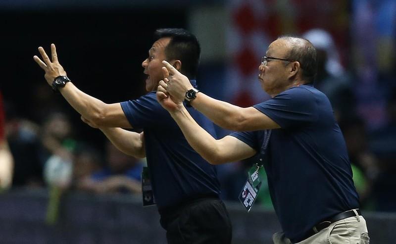 Thái Lan lấy sức nhàn đánh sức mỏi học trò ông Park - ảnh 1