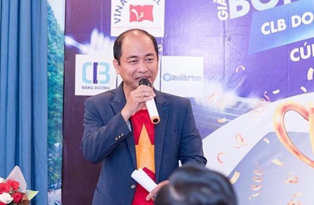 Doanh nhân Sài Gòn rộn ràng với giải bóng đá cao thượng - ảnh 7