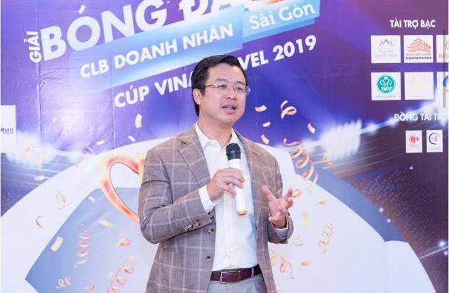 Doanh nhân Sài Gòn rộn ràng với giải bóng đá cao thượng - ảnh 6